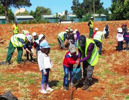 Education à l'environnement, tout un programme au zoo de Rabat