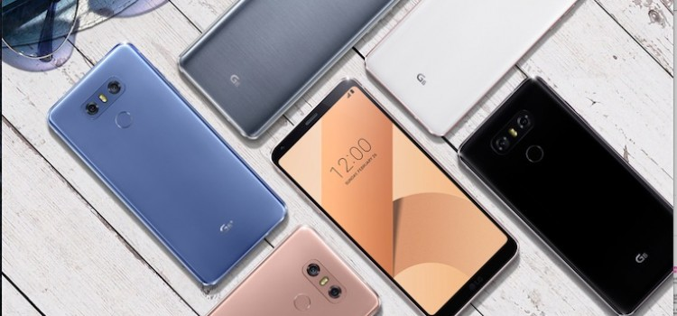 LG : Le G6 avec des plus