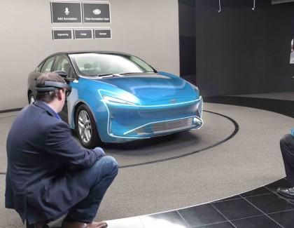 Ford : du design avec la réalité mixte