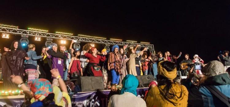 Festival Taragalte : l'hymne aux femmes africaines