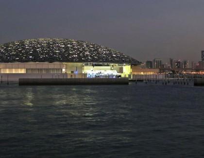 Le Louvre Abu Dhabi, un temple de la beauté