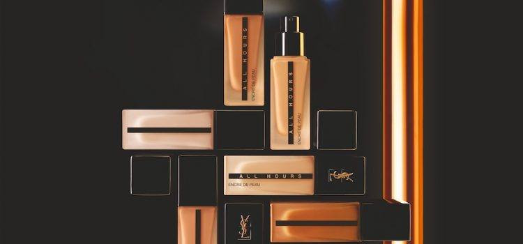 Fond de teint YSL Beauté : ALL HOURS