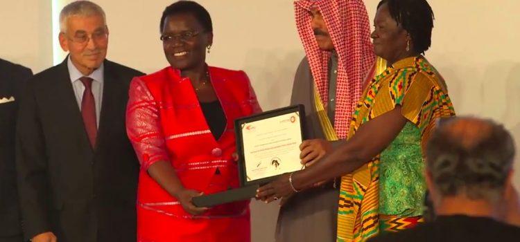 Forum des éducatrices africaines reçoit un prix au Koweït