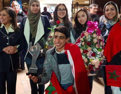 «HandyVoice», la voix du sourd-muet primée au Caire