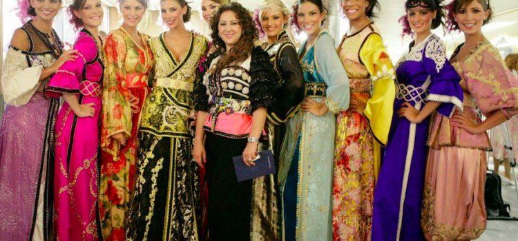 Samira Haddouchi présente ses nouvelles créations