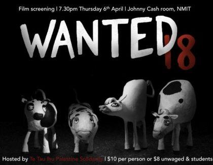 The wanted, les vaches de l'intifada