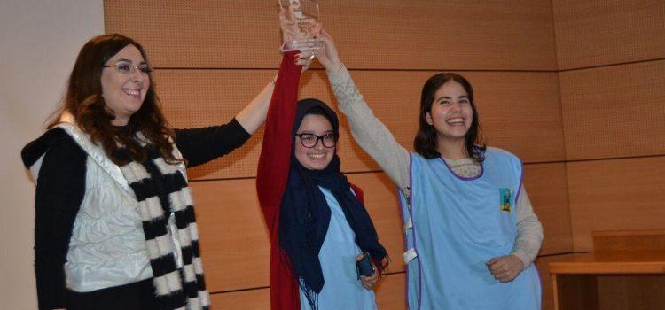 « Masroufi » remporte le prix du DigiGirlz 2017