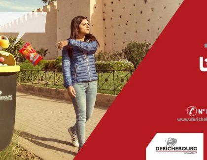 Marrakech, les bennes-tasseuses en folie !