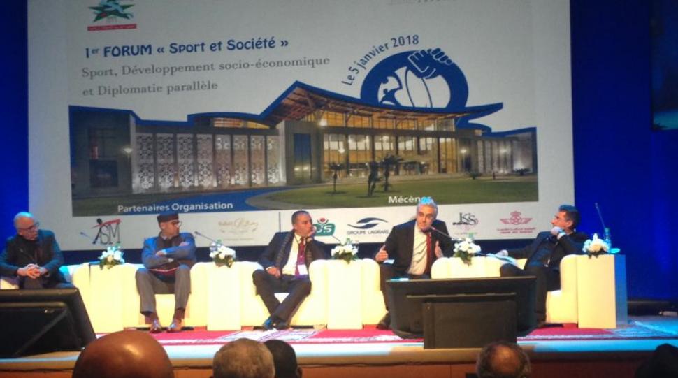 Un Forum pour renforcer le rôle du sport dans la société