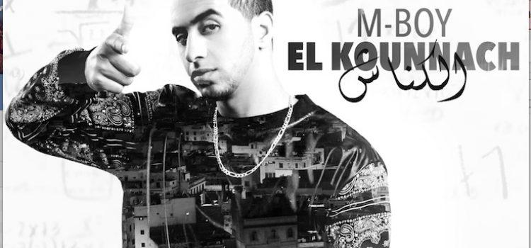 M-Boy sort  un 2ème album: El Kounnach