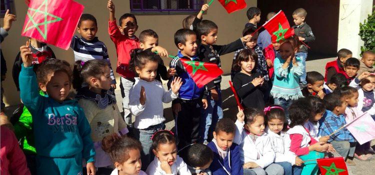 Oum El Ghait: l'école pour toutes et tous!