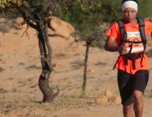 Aziza Raji victorieuse de l'Eco-Trail Lac Lalla Takerkoust
