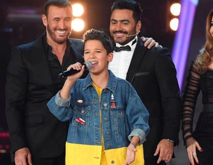Hamza Lebyed remporte The Voice Kids (photos et vidéo)