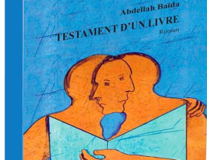 Abdellah Baida publie «Testament d'un livre»