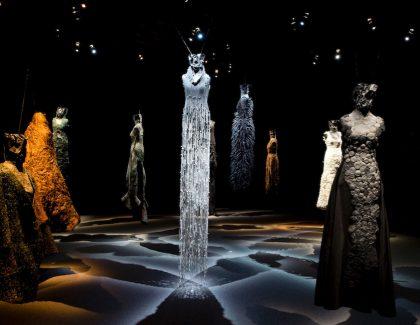 Le musée YSL accueille les oeuvres de Noureddine Amir