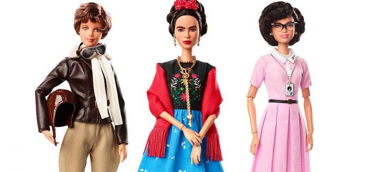 17 icônes inspirantes et féministes pour Barbie