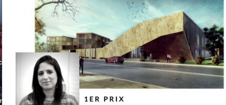 F-Z Bendahmane remporte le Prix de la Maison de l'Image