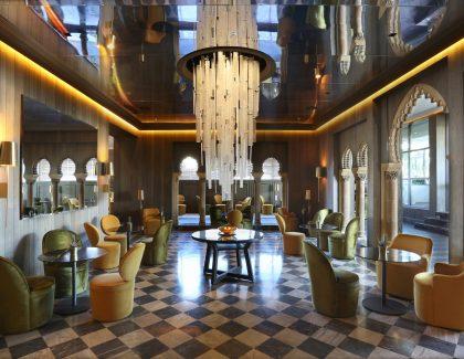 La Tour Hassan, un palace au coeur de la Capitale