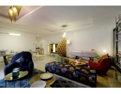 Myriam Mourabit expose son design d'intérieur
