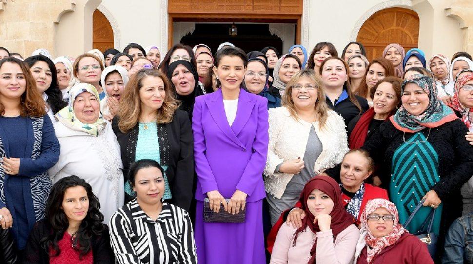Lalla Meryem, Princesse militante et engagée envers les femmes