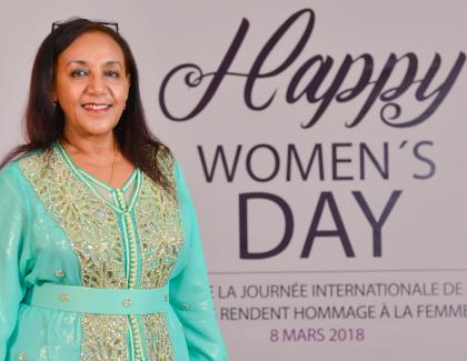S.E Yeshi Tamrat, Ambassadeur d'Ethiopie rend hommage à la femme marocaine