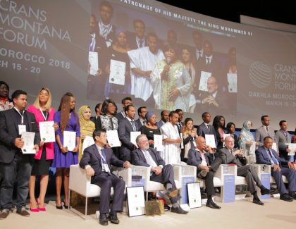 L'Afrique et la coopération Sud-Sud au Crans Montana Forum