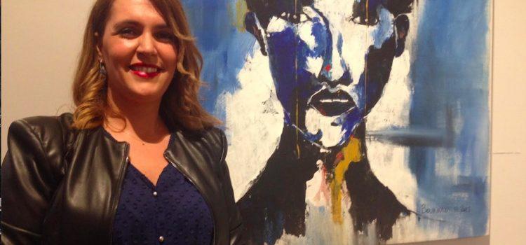 Hanan Bouanani dévoile « Les toiles se dévoilent»