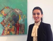 La Fondation Hassan II expose «Les Villes d'Eve» de Alyaa Al Ezzi
