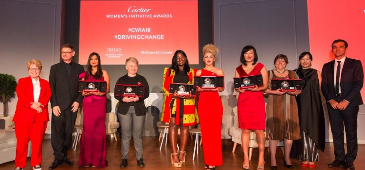 Cartier Women's Initiative Awards 2018 annonce ses lauréates