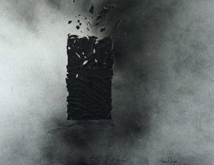 Fatime Zahra Morjani expose «Obsidienne»