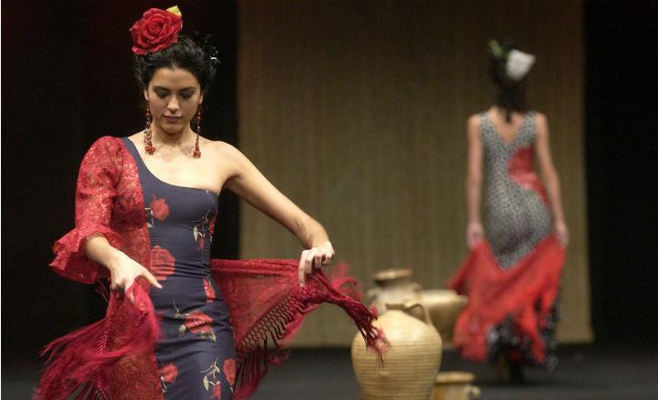 exposé flamenco en espagnol