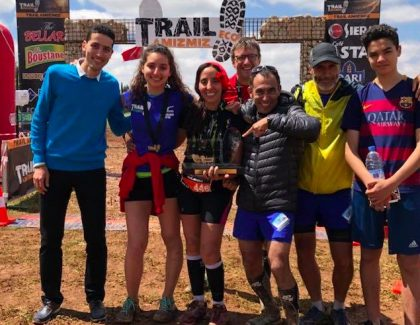 Eco-Trail d'Amizmiz, bravo les champions !