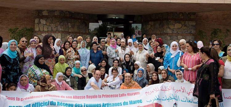 Dar Maalma expose les artisanes marocaines et africaines