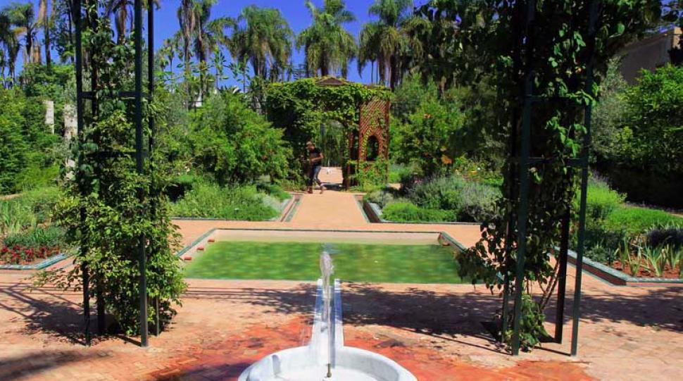 «Le Jardin andalou» débarque à Doha
