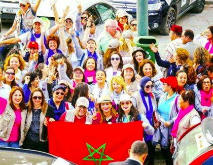 La Ladies Caravane, une aventure humaine, sportive et solidaire (Vidéo)