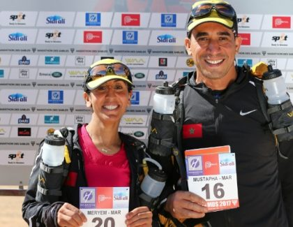 Marathon des sables : un cadeau inattendu