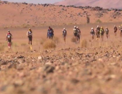 Le Marathon des Sables, le Big One, c'est au Maroc !
