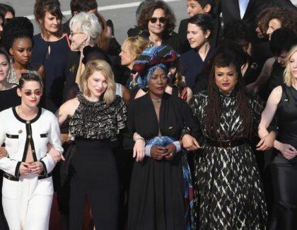 Cannes :  82 femmes prennent le pouvoir