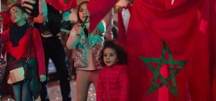 Être marocaine, ça se mérite