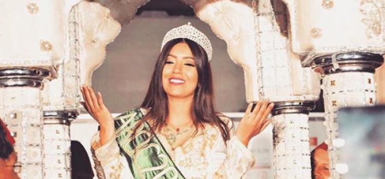 Rania Aït Chajia, miss Maroc 2018