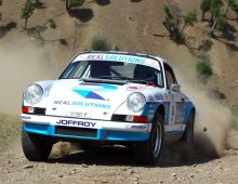 Maroc Historic Rally, un rallye de légende !