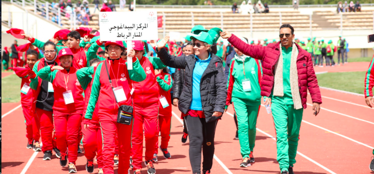 Special Olympic Morocco 2018, c'est parti !