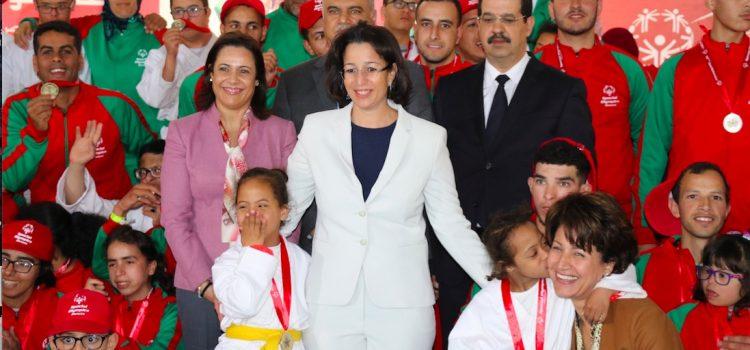 Special Olympics Morocco, 1450 sourires et joies de réussite