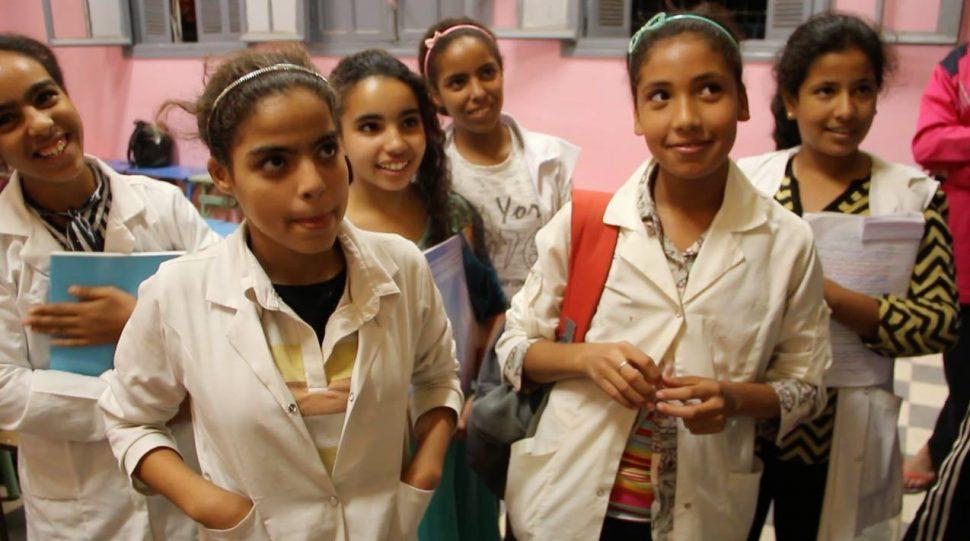 Lancement de la campagne mondiale #EnfantsDéracinés