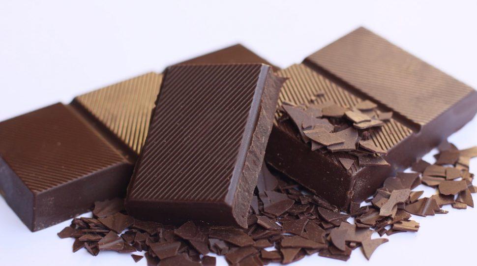 Chocolat : c'est bon pour le moral