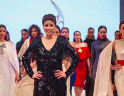 Leila Hadioui présente Orientale illusion