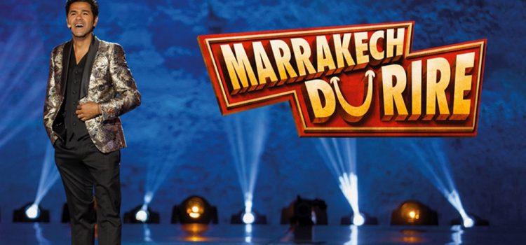 Marrakech du Rire 2018 : tchatche, dérision et bonne humeur !