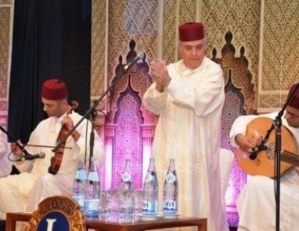 Musique andalouse, patrimoine de l'UNESCO!