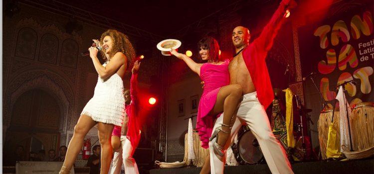 Tanja Latina promet 3 nuits de fiesta