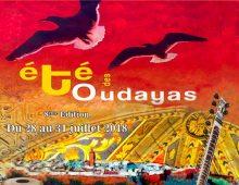L'Été des Oudayashonore Jalila Mégri